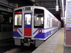 越後湯沢駅 ほくほく線快速