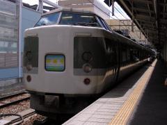 長野駅 妙高号