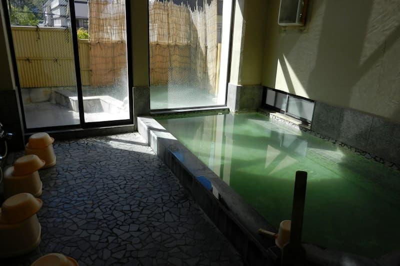 ゆ処山月五識の湯