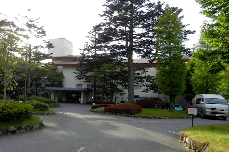 日光レイクサイドホテル