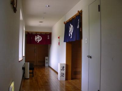 赤崎荘廊下
