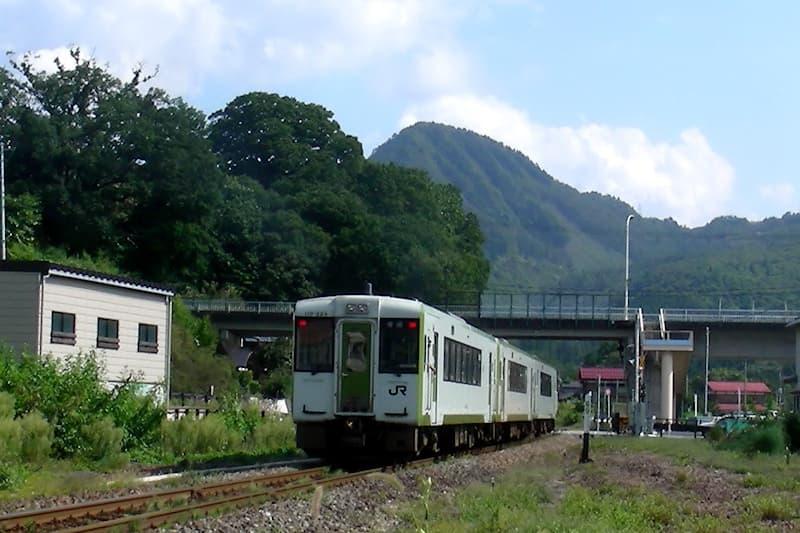 磐越西線 鹿瀬駅