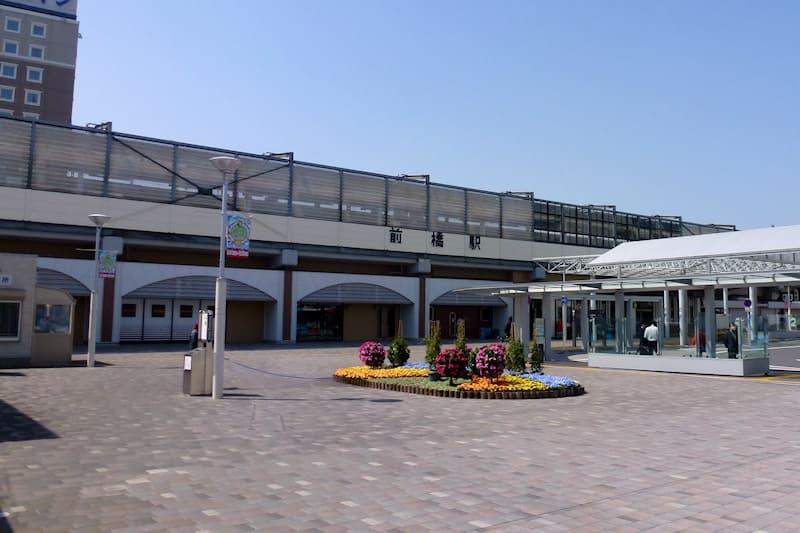 前橋駅 北口