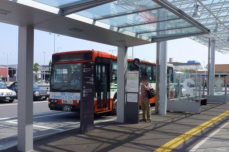 関越交通バス 前橋駅