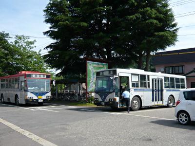 新潟交通観光バス