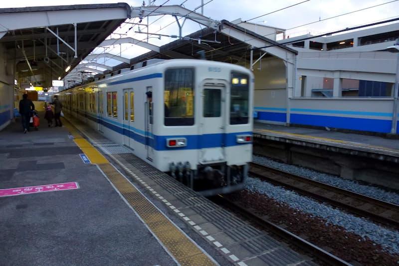 東武野田線 新船橋駅