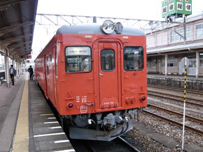 JR西日本大糸線