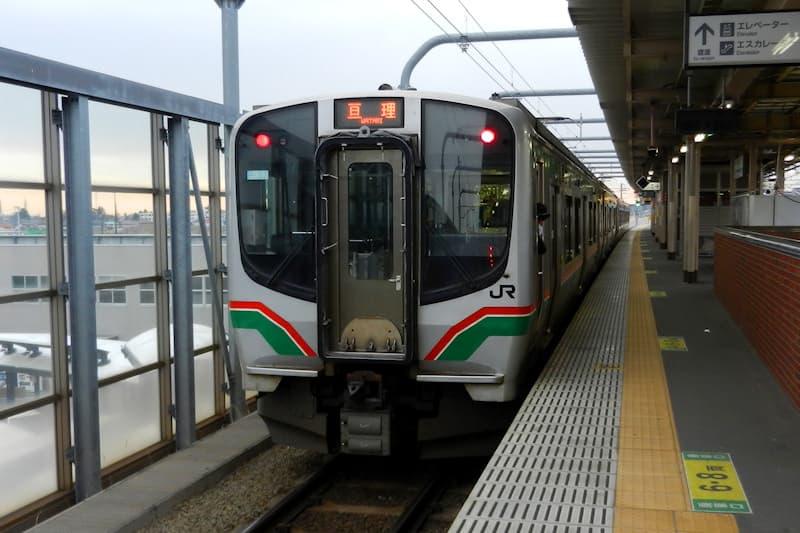 東北本線 長町駅