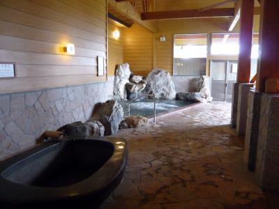 神の宮温泉 浴室