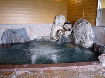 神の宮温泉 内風呂