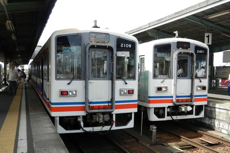 水海道駅 常総線