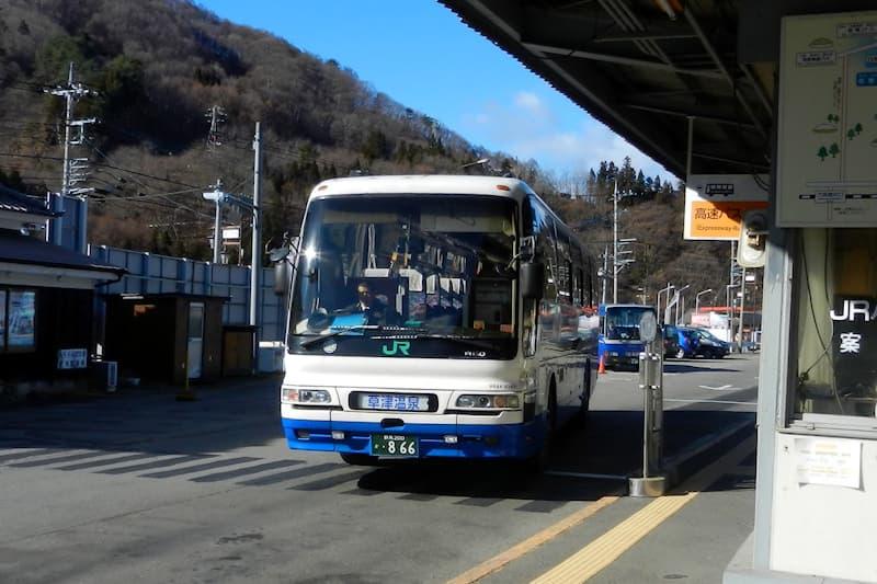 草津温泉 JRバス関東