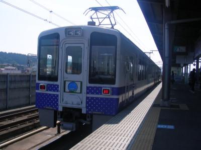 十日町駅・ほくほく線
