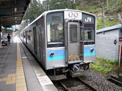JR東日本大糸線