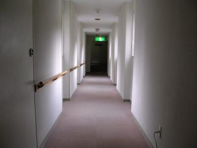 凌雲閣廊下