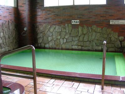龍気別館浴室