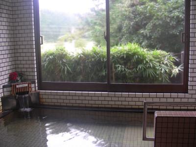 さくらの湯浴室