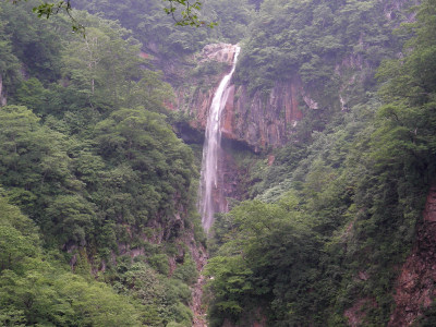 燕温泉惣滝