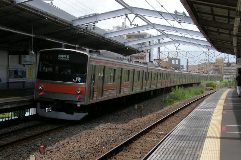 武蔵野線 三郷駅