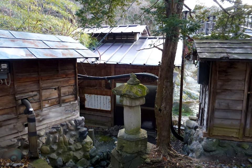 湯西川温泉公衆浴場