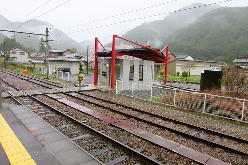 三河川合駅