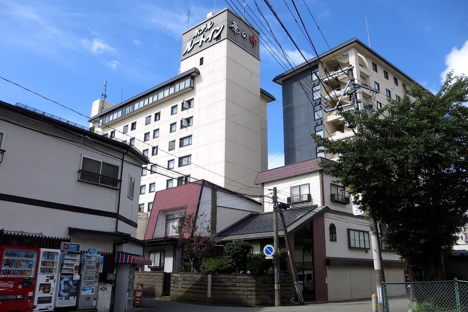 天然温泉華のゆ グランティア秋田