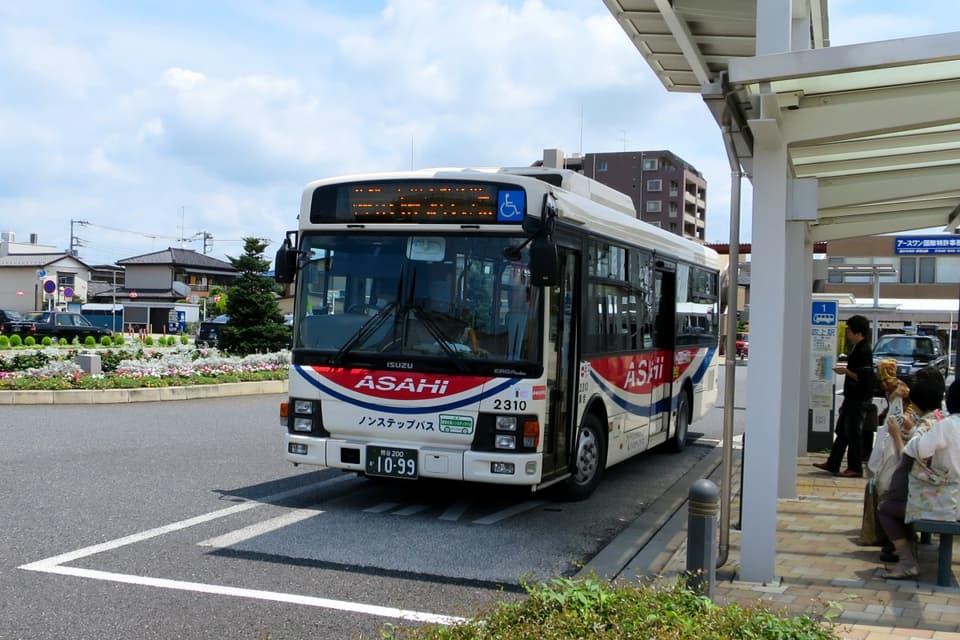 朝日自動車