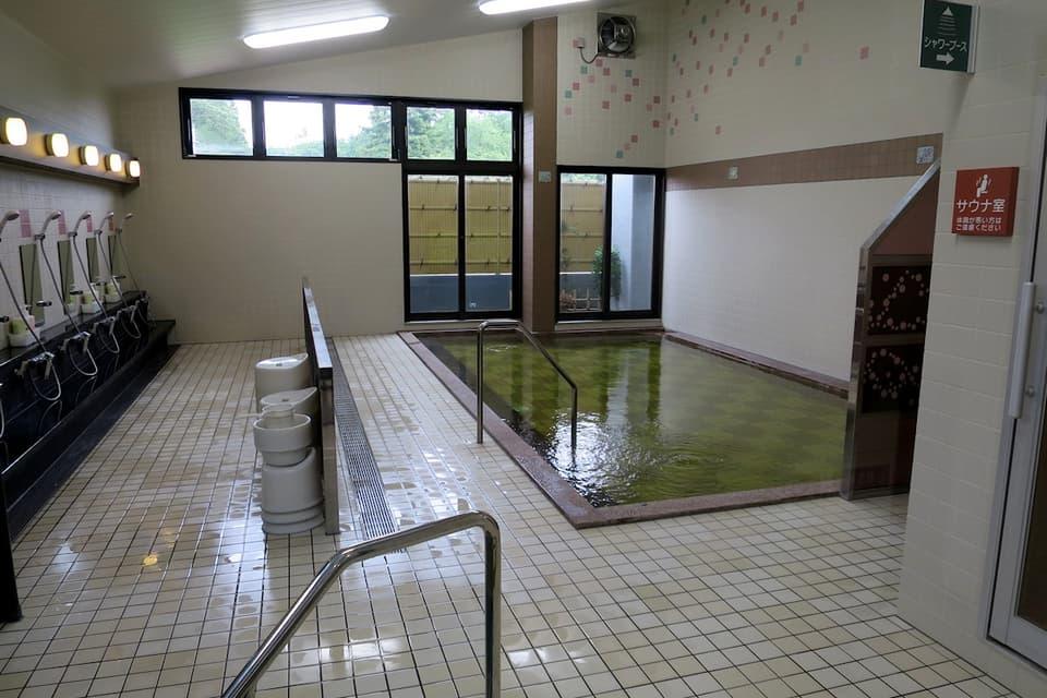 松ヶ峯温泉ひばり荘