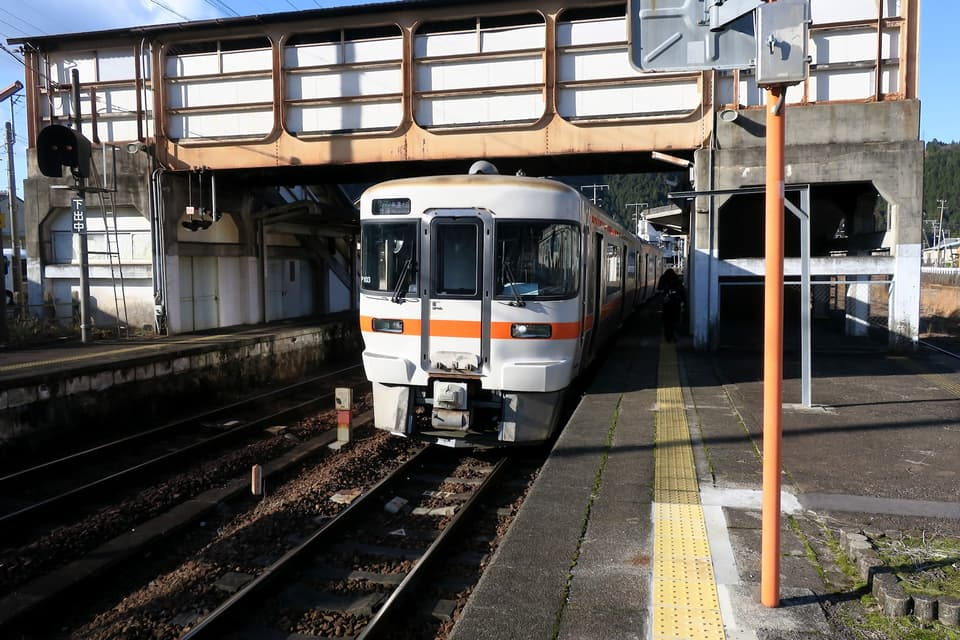飛騨金山駅