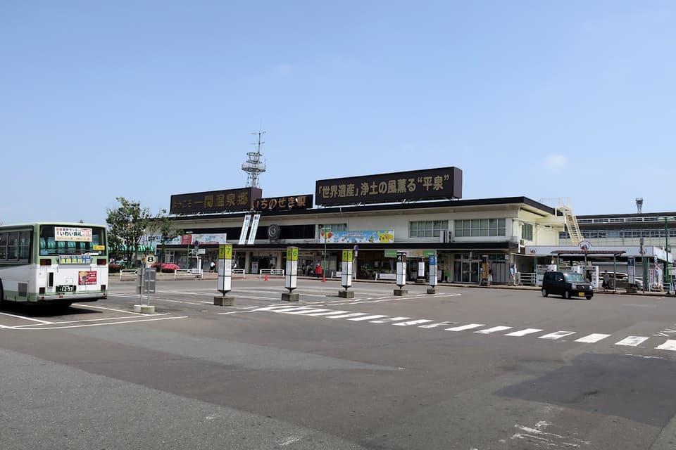 一ノ関駅西口