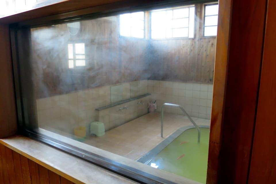 川渡温泉浴場