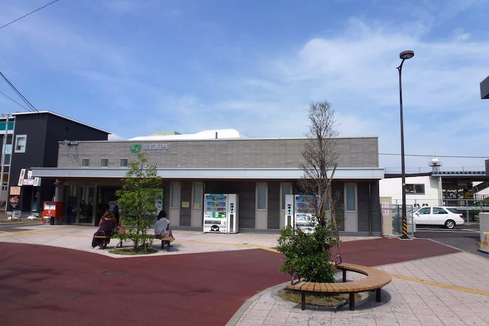 陸前高砂駅
