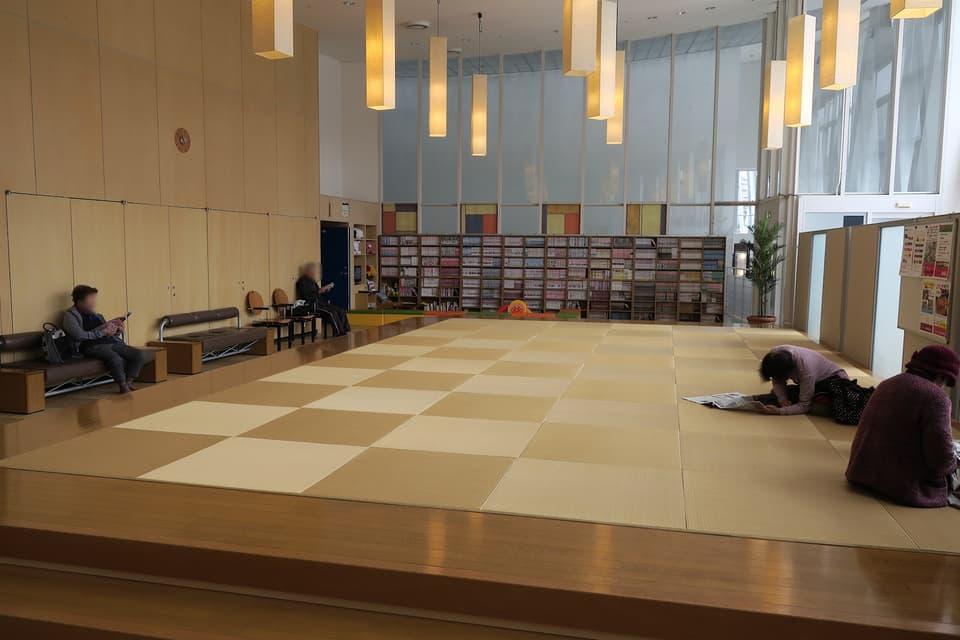 大沢野ウェルネスリゾート ウィンディ 2階