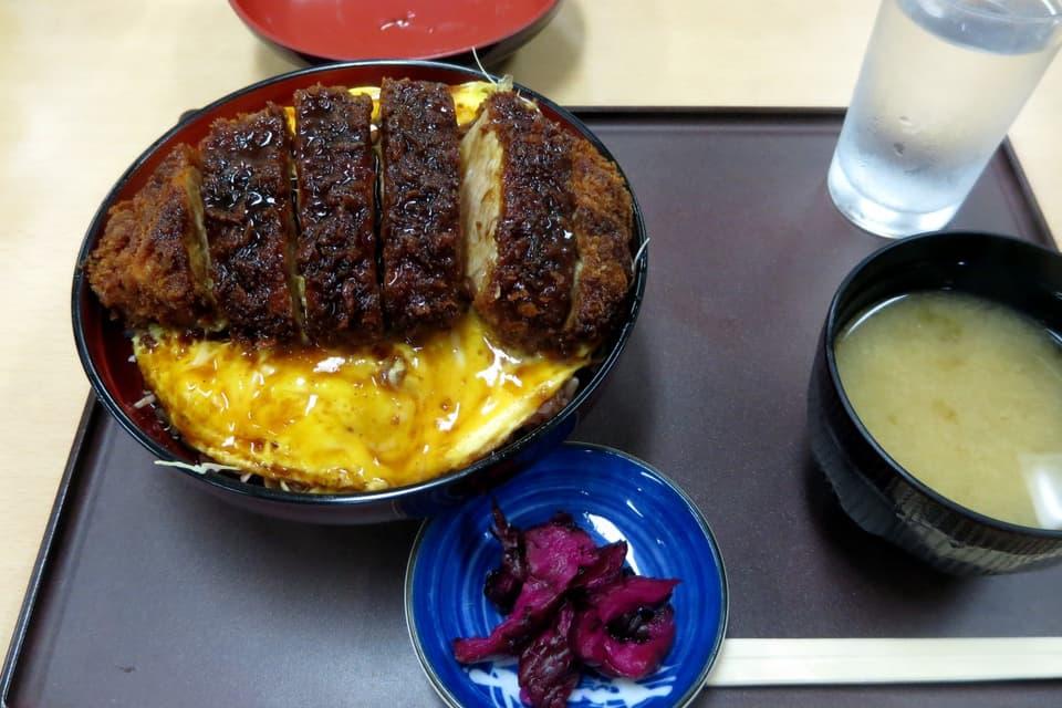 柳津ソースカツ丼