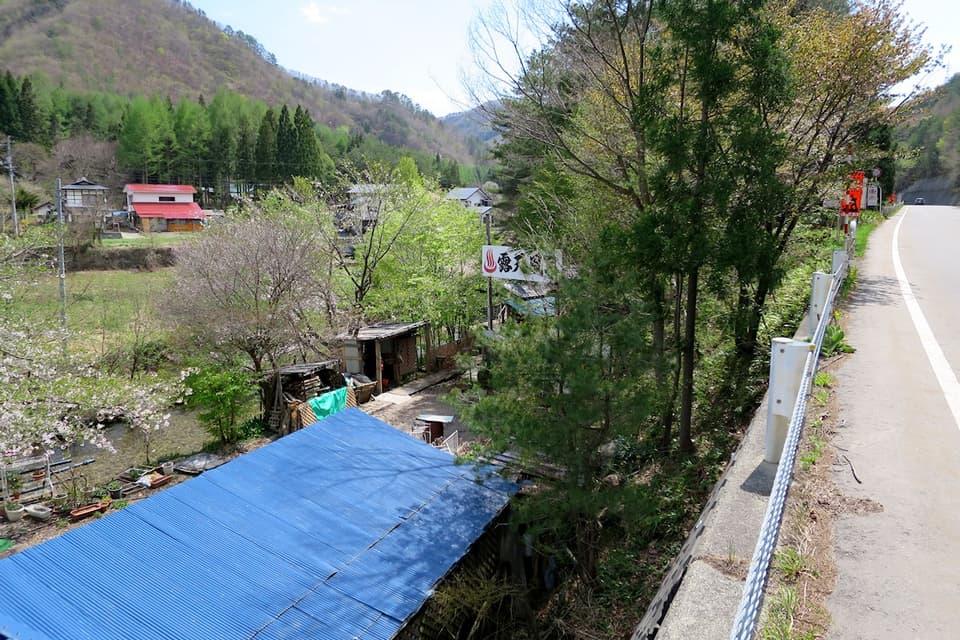 会津高原温泉 夢の湯
