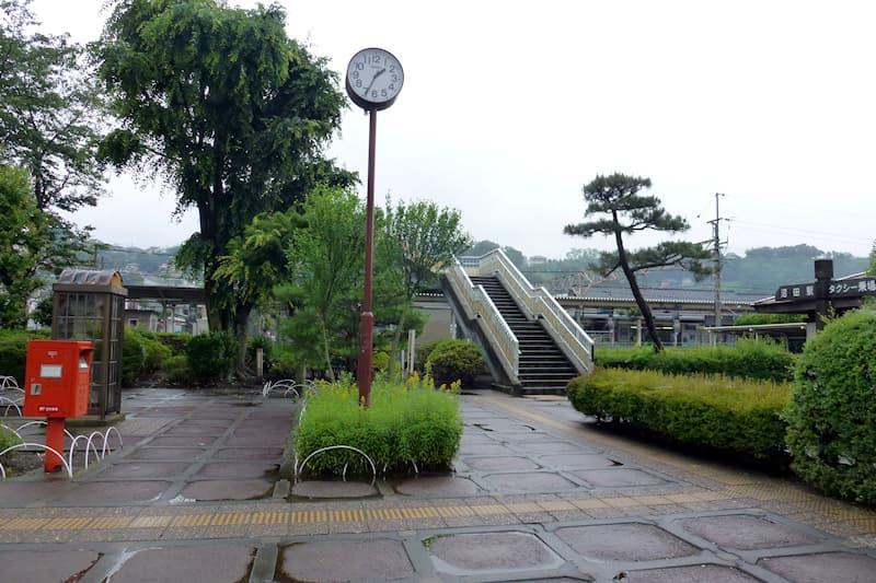 沼田駅 西口