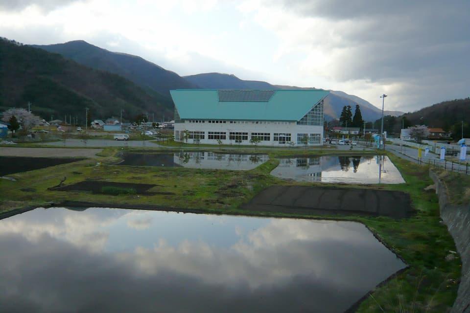 木崎湖温泉 ゆ~ぷる木崎湖