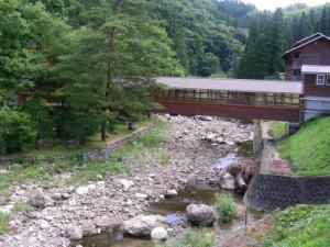 御神楽温泉 あすなろ荘 (旅館) (新潟県阿賀町)