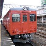 大糸線の温泉めぐり (2007年5月)