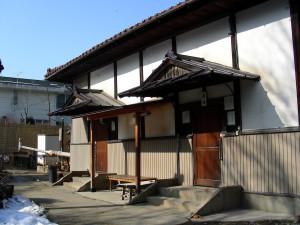 加賀井温泉 一陽館 (長野県長野市)