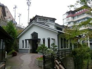 鹿教湯温泉 文殊の湯 (長野県上田市)