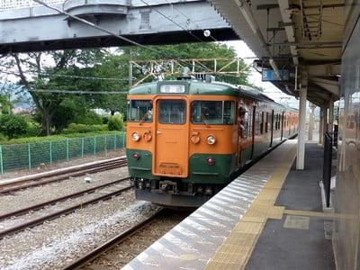 沼田駅から老神温泉・猿ヶ京温泉 (2012年7月)