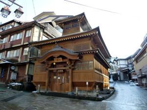野沢温泉 外湯 (長野県野沢温泉村)