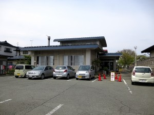 天童温泉 市民いこいの家ふれあい荘 (山形県天童市)
