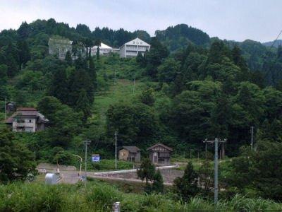 牧湯の里 深山荘 (新潟県上越市)