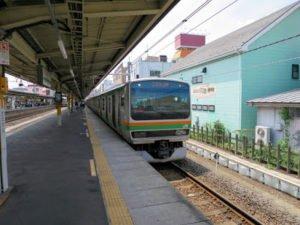 高崎線の温泉めぐり (2014年8月)