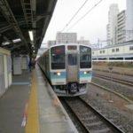 中央本線で松本への温泉めぐり前編 高尾→松本 (2015年3月)