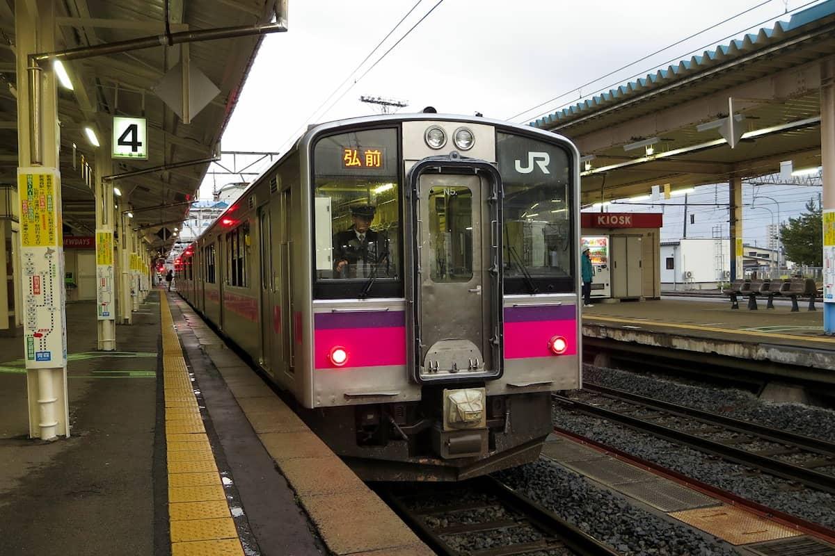 青森駅 奥羽本線