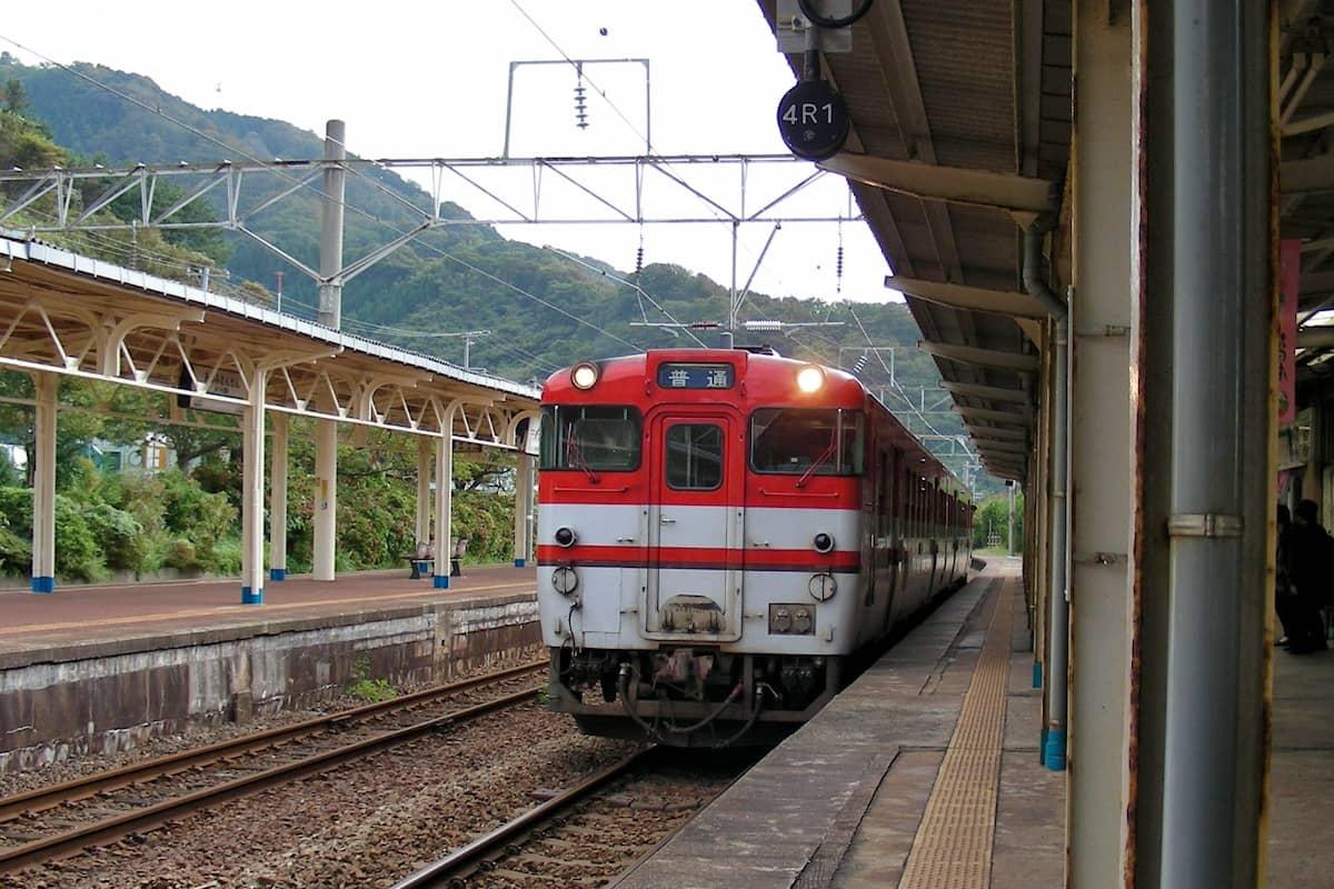 あつみ温泉駅