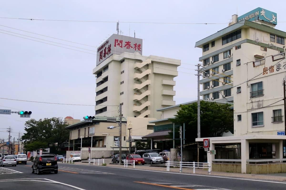 浜名湖弁天島温泉 開春楼(旅館) (静岡県浜松市)